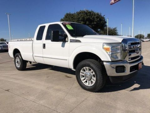 2015 Ford Super Duty F-250 SRW 4WD SuperCab 142 XL