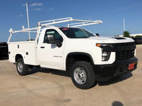 2020 Chevrolet Silverado 2500HD Work Truck