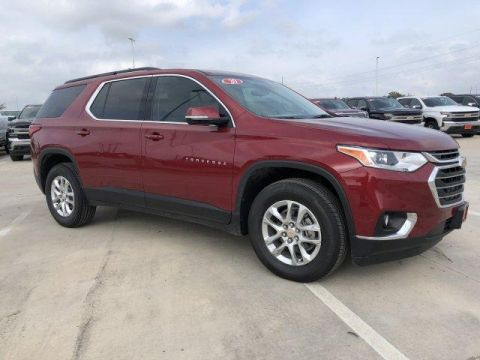 2020 Chevrolet Traverse FWD 4dr LT Cloth w/1LT