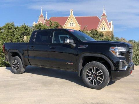 2020 GMC Sierra 1500 4WD Crew Cab 147 AT4